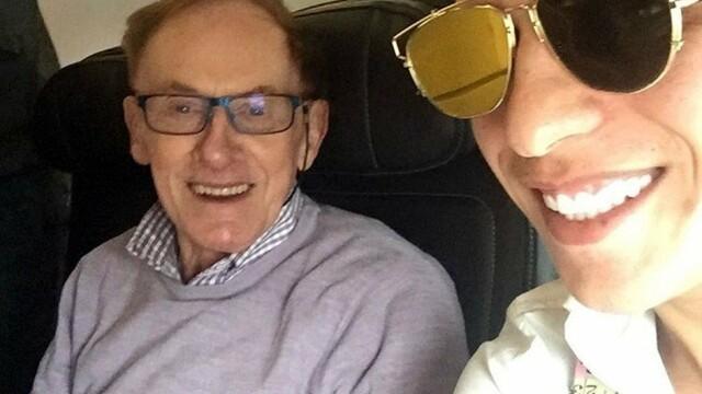 Cum arăta Florin înainte să se căsătorească cu vicarul gay cu 55 de ani mai în vârstă - Imaginea 5