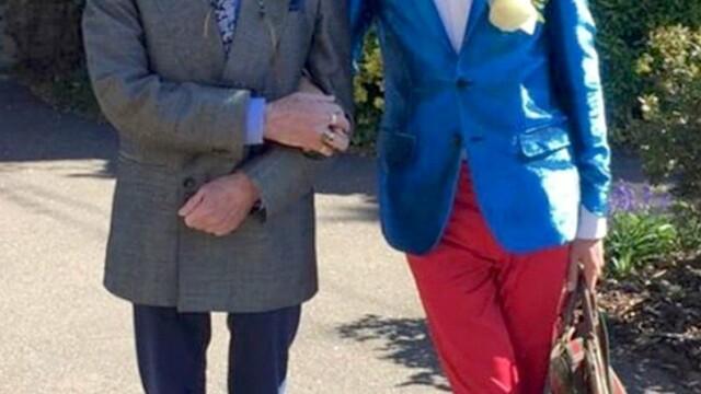 Cum arăta Florin înainte să se căsătorească cu vicarul gay cu 55 de ani mai în vârstă - Imaginea 3