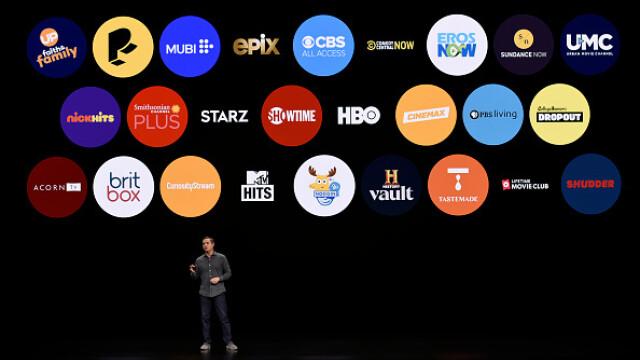 Apple a lansat un serviciu de televiziune și filme, dar și un card de credit - Imaginea 13