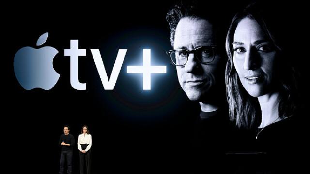 Apple a lansat un serviciu de televiziune și filme, dar și un card de credit - Imaginea 6