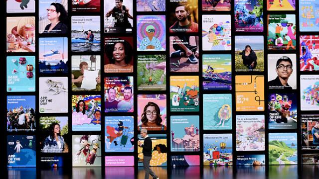 Apple a lansat un serviciu de televiziune și filme, dar și un card de credit - Imaginea 5