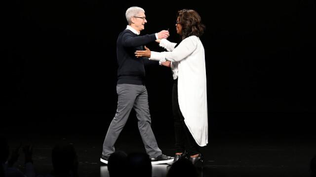 Apple a lansat un serviciu de televiziune și filme, dar și un card de credit - Imaginea 15
