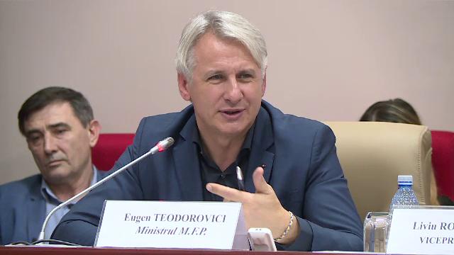 Teodorovici: Trebuie dăm dovadă că înţelegem mesajul pe care opinia publică l-a transmis