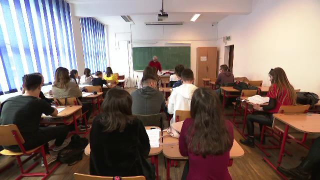 Bacalaureat 2019. Elevii susțin vineri proba de evaluare a competenţelor digitale