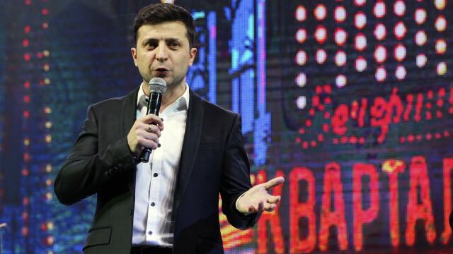 Alegeri prezidențiale în Ucraina. Un actor fără experiență politică a câștigat prima rundă - Imaginea 2