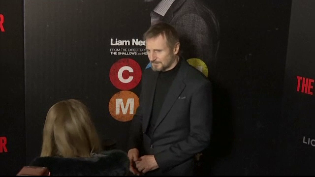 Liam Neeson, actor, rasism,