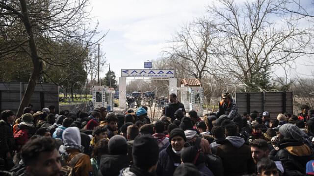 """Erdogan ameninţă UE cu """"milioane"""" de migranţi. Grecia solicită sprijin rapid - Imaginea 12"""