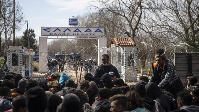 """Erdogan ameninţă UE cu """"milioane"""" de migranţi. Grecia solicită sprijin rapid - Imaginea 4"""