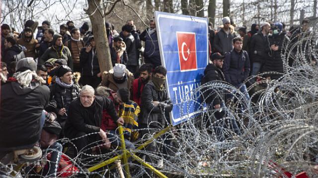 """Erdogan ameninţă UE cu """"milioane"""" de migranţi. Grecia solicită sprijin rapid - Imaginea 1"""
