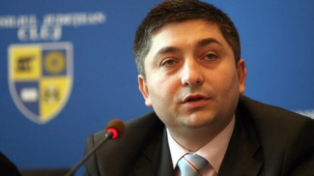 Alin Tișe, președintele Consiliului Județean Cluj