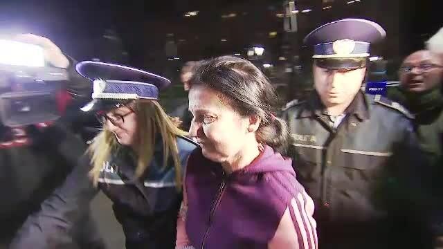 Sorina Pintea a fost dusă din nou la spital. Imagini de la Policlinica MAI - Imaginea 3
