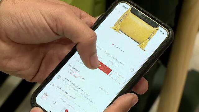De teama coronavirusului, românii încep să evite magazinele și comandă produsele online