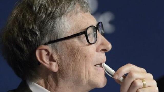 Bill Gates: Totul va reveni la normal când va fi disponibil un vaccin în întreaga lume