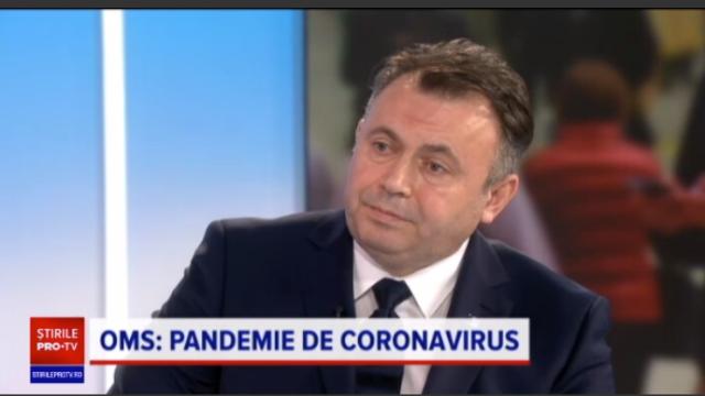 EXCLUSIV. Nelu Tătaru, despre pandemia de coronavirus: \