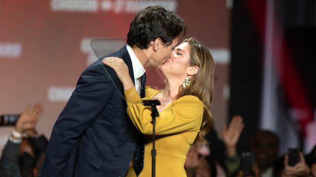 Soția premierului canadian Trudeau, infectată cu coronavirus
