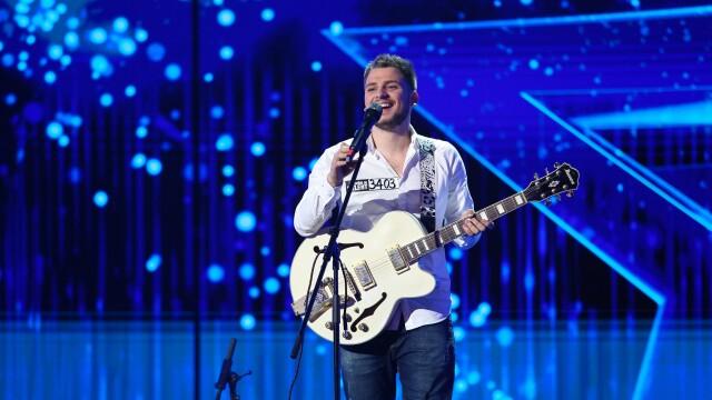 """Aproape 3 milioane de telespectatori au urmărit """"Românii au talent"""". Cine a primit Golden Buzz - Imaginea 1"""