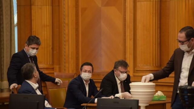 Guvernul Orban a fost votat de Parlament. Măsuri speciale la ceremonia de învestitură - Imaginea 3