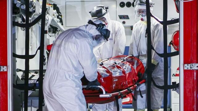 Marea Britanie va adopta măsuri ca în timp de război împotriva coronavirusului