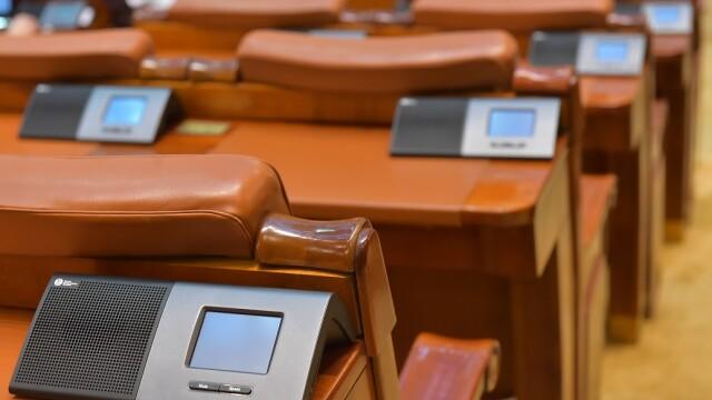 Parlamentul a votat în unanimitate starea de urgenţă. Prima şedinţă online din istoria României - Imaginea 1