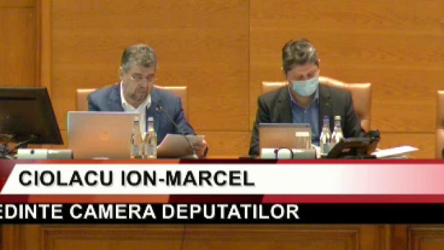 Parlamentul a votat în unanimitate starea de urgenţă. Prima şedinţă online din istoria României - Imaginea 2