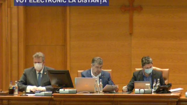 Parlamentul a votat în unanimitate starea de urgenţă. Prima şedinţă online din istoria României - Imaginea 3