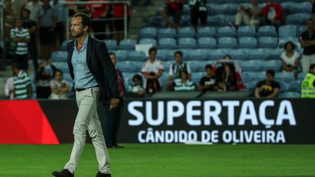 Frederico Varandas, preşedintele clubului Sporting Lisabona, va servi ca medic în timpul stării de urgenţă
