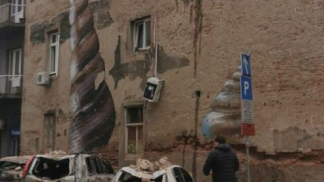 Cutremure de 5,3 şi 5,0 la Zagreb. Nu s-au înregistrat victime. GALERIE FOTO - Imaginea 2