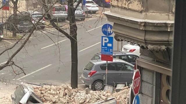 Cutremure de 5,3 şi 5,0 la Zagreb. Nu s-au înregistrat victime. GALERIE FOTO - Imaginea 3
