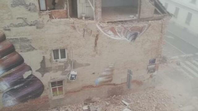 Cutremure de 5,3 şi 5,0 la Zagreb. Nu s-au înregistrat victime. GALERIE FOTO - Imaginea 5