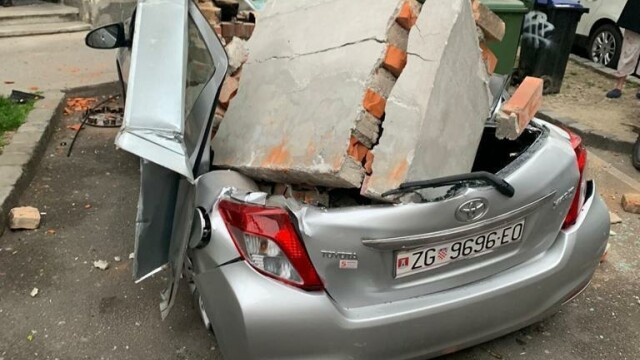 Cutremure de 5,3 şi 5,0 la Zagreb. Nu s-au înregistrat victime. GALERIE FOTO - Imaginea 6