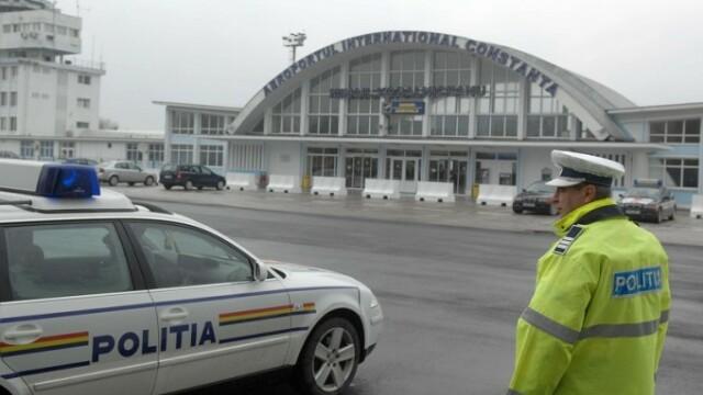 Un nou avion cu români repatriaţi din Italia, pe Aeroportul Mihail Kogălniceanu