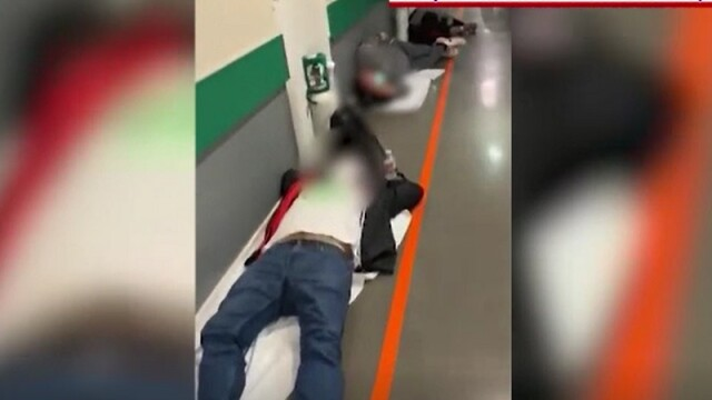 Mărturii cutremurătoare din spitalele din Spania