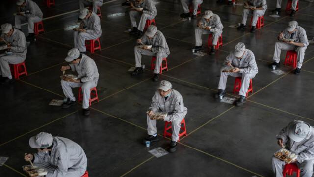 Veste uriașă: China ridică mâine carantina din provincia Hubei, locul de unde a pornit pandemia de coronavirus