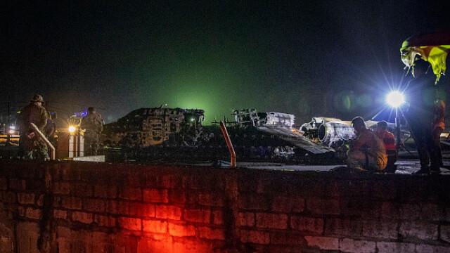 Un avion pentru evacuări militare s-a prăbușit în Filipine. Opt morți - Imaginea 5