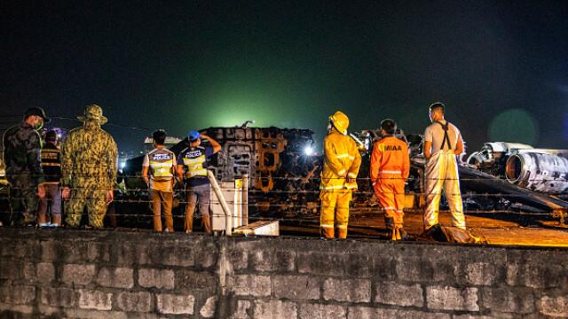 Un avion pentru evacuări militare s-a prăbușit în Filipine. Opt morți - Imaginea 2
