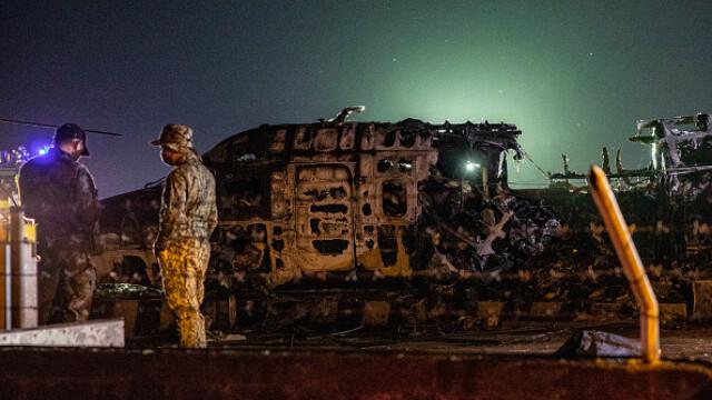 Un avion pentru evacuări militare s-a prăbușit în Filipine. Opt morți - Imaginea 1