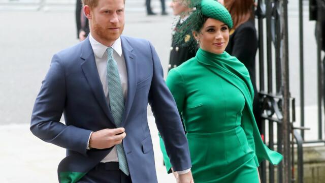 Prințul Harry a renunțat la titulatura regală. Cum s-a semnat pe un document