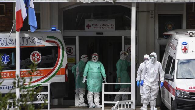 """Familia care s-a vindecat de coronavirus în Italia. """"E prima rază de soare pentru noi"""""""