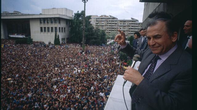 Ion Iliescu împlinește 91 de ani. Fotografii istorice cu fostul președinte al României