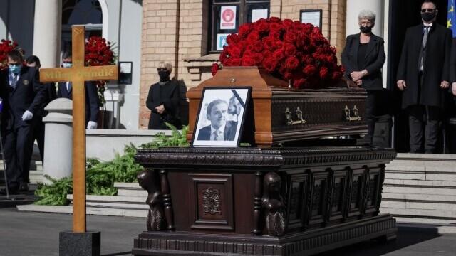 Mii de persoane au participat la funeraliile primarului Zagrebului - 3