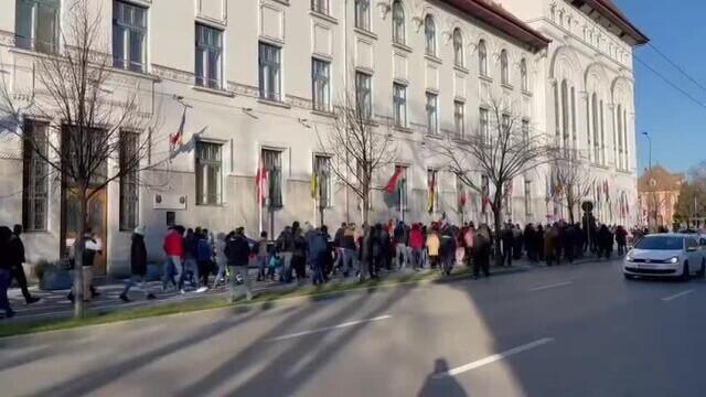 Protest Timișoara - 3