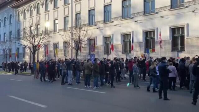 Protest Timișoara - 4