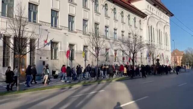 Protest Timișoara - 5