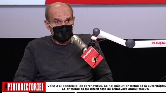 """CTP, despre cearta dintre Cîțu și Voiculescu: """"Îsi pierd vremea cu ... futilități!"""""""
