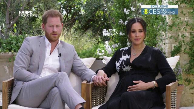 Noi fragmente din interviul acordat de Prințul Harry și Meghan Markle. Reacția britanicilor