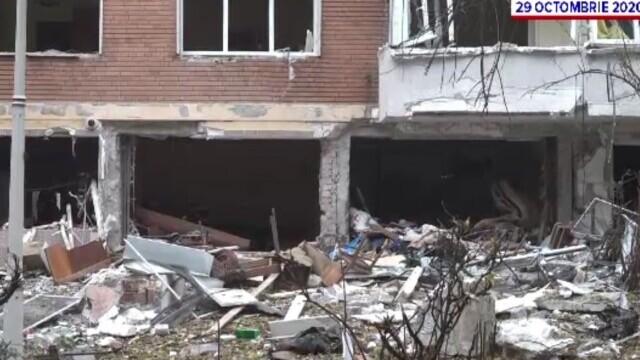 Locatarii blocului din Galați afectat de o explozie puternică nu au bani pentru consolidare. Primăria nu poate plăti