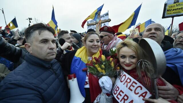 Protest în București - 15