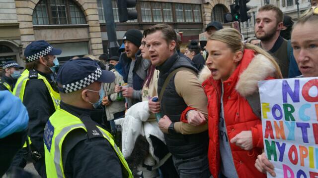 Protest în Londra - 5