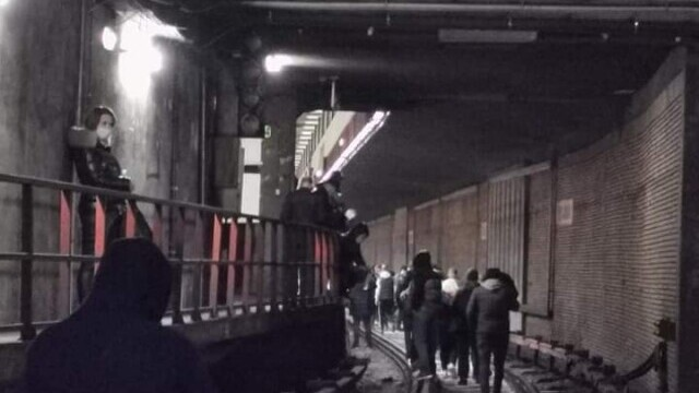 Protest metrou - 3