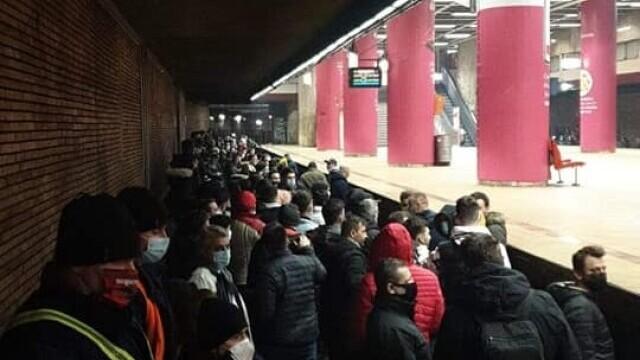 Protest metrou - 4